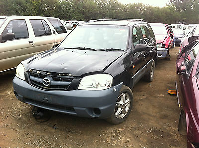 WRECKING NOW 2004 Mazda Tribute V6 AUTO