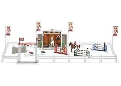 Schleich Model Horse Accessory 42338 - The Big Horse Show Expanded