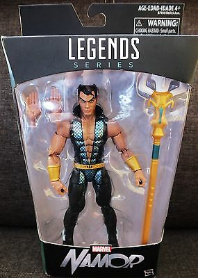 Marvel Legends: NAMOR / The Submariner / Prince of Atlantis / exclusive in OVP