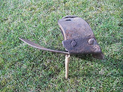 Vintage Foot Iron For Digging.