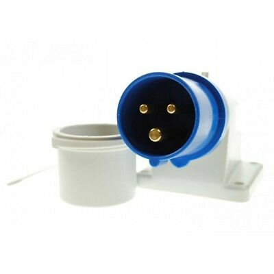 Maypole MP594 Inlet Socket - 230V