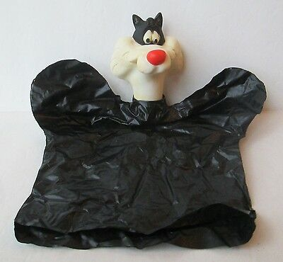 VINTAGE SYLVESTER THE CAT HAND PUPPET, Looney Tunes