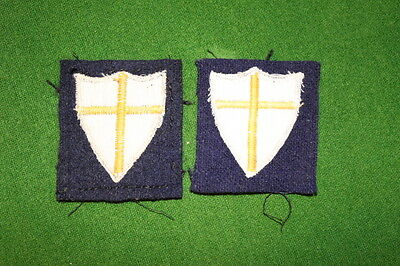 Ww2 British Army Formation Badges Division # 2