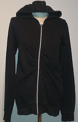 BHS-Tammy-Hoodie-100% Cotton-Black Casual/Sports Hooded Jacket-Size 176cm