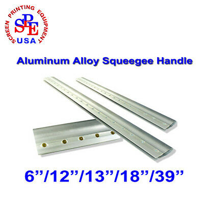 "Aluminum Alloy Silk Screen Printing Squeegee Handle 6""/12""/13""/18"""