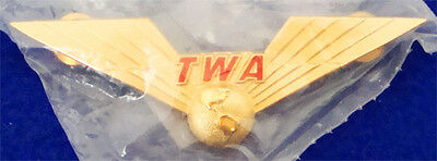 TWA 2nd Issue First Officer Pilot's Wings