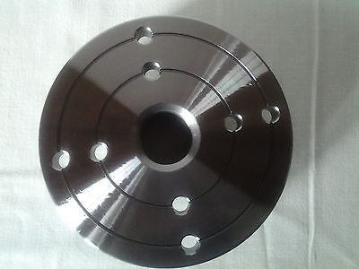 "4"" Face Plate  Jet, Delta, Any Wood Lathe w/1 X 8TPI faceplate"