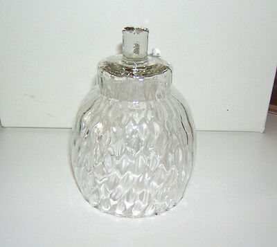 Home interior Clear Glass Beehive Pattern Votive Cup