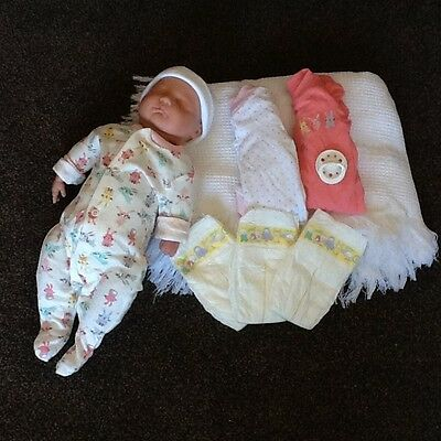Life Like Reborn Baby Doll