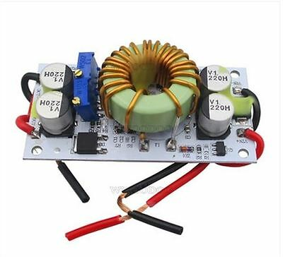 Power Supply Led Driver Dc Dc Boost Converter Constant Current Mobile 250W 10A C