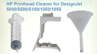 HP Printhead Cleaning Kit for DesignJet 5000 / 5500 / 5100 / 1050 / 1055