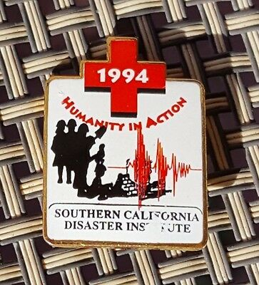 1994, Los Angeles Chapter of the American Red Cross