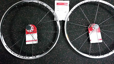 Fulcrum Racing 3 Clinchers Wheelset - Campagnolo freehub