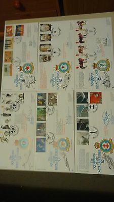 raf fdc first day covers collection