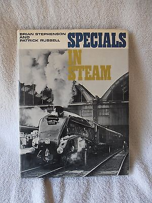 Specials in Steam - Brian Stephenson & Patrick Russell