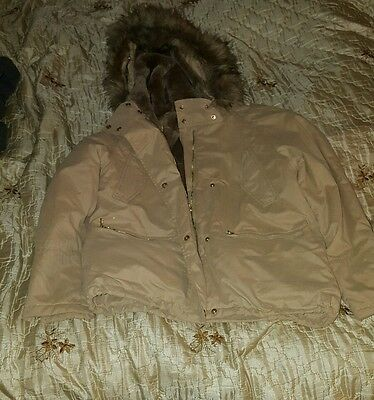 Zara girls jacket 11-12
