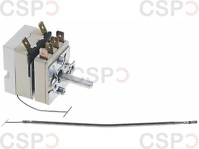 Thermostat EGO 55.3669.050 t.max 320°C t. range: 50-320°C 1-pol 1NO 16A