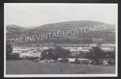 Breconshire Builth Wells Royal Welsh Show Real Photo