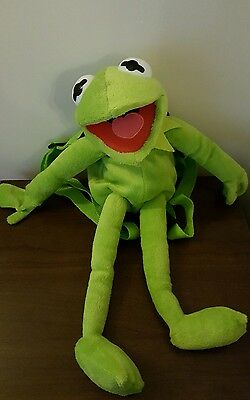 Kermit The Frog Childs Mini Back Pack