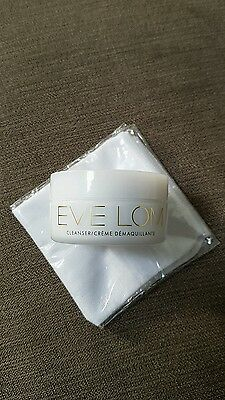 Eve Lom cleanser cream 30ml with cloth  NEW