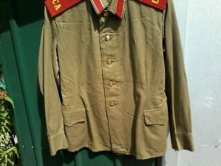 U.SS.R, Army  jacket, from the cold war