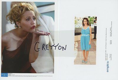 Gorgeous Brittany Murphy 7 Candid Press Photos