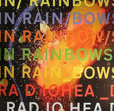 RADIOHEAD - In Rainbows - Vinyl (LP)
