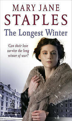 The Longest Winter By Mary Jane Staples -  A New Paperback Book With Free P&P