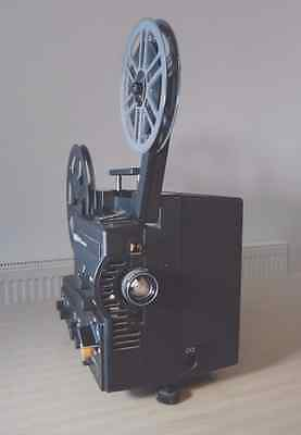 Cine film projector EUMIG S932 super SOUND super 8 + Reel + leads