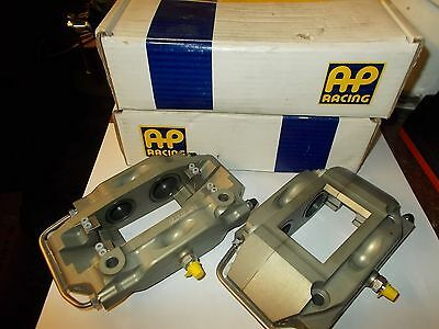 AP 4 pot competition brake calipers- race/rally/kitcar/sprint/Formula 3/sidecar