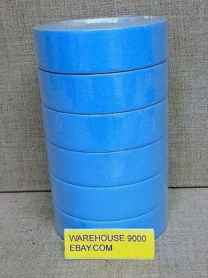 "American Brand ipg 1 1/2"" Blue Automotive Tape Similar to 3M Green 36mm x 54.8 m"