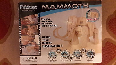 Mammoth New  And Boxed Toy