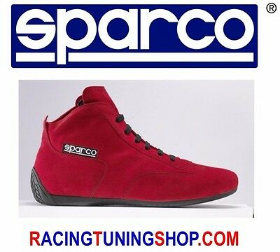 Sparco Targa Race Mis Fireproof Shoes Schuhe Racing No Fia Size 38-39-46