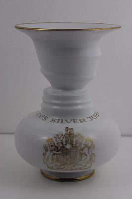 Kaiser Royal Silhouette Vase Number 18 of Limited Edition of 500 Box Certificate
