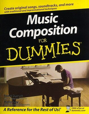 Music Composition For Dummies. Book