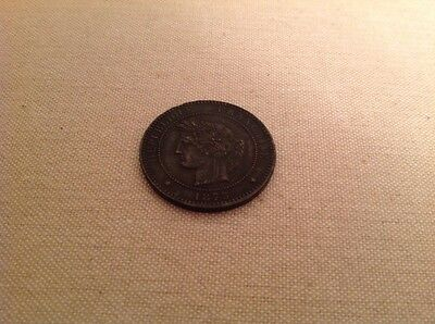 Old Coin France 1873