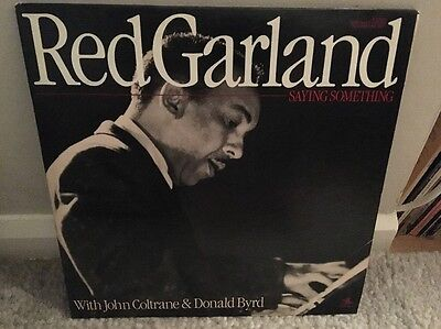 Red Garland Lp With John Coltrane And Donald Byrd / Prestige