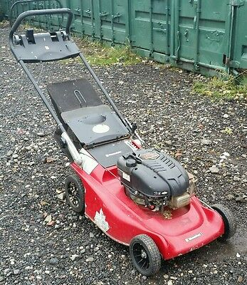 mountfield m6 self propelled lawnmower
