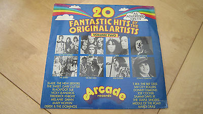 20 Fantastic Hits By The Original Artists