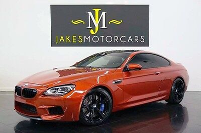 2013 BMW M6 Coupe ($124K MSRP)...(1-OWNER!) 2013 BMW M6 Coupe, $124K MSRP! ONLY 13K MILES! 1-OWNER! LOADED WITH OPTIONS!