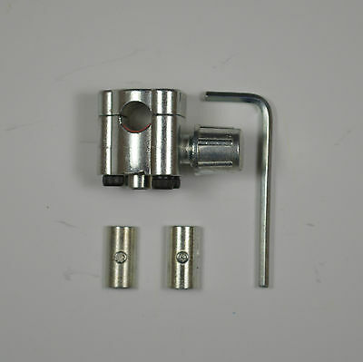 """Supco BPV31 Bullet Piercing Valve for 1/4"""", 5/16"""" & 3/8"""" - NEW!"""