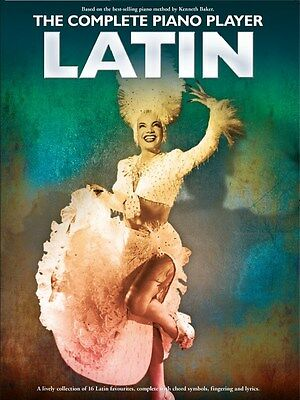 The Complete Piano Player: Latin. Sheet Music