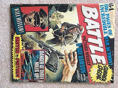 Battle Picture Weekly Summer Special - 1976