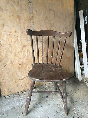 Spindle Back Chairs (39 In Total)