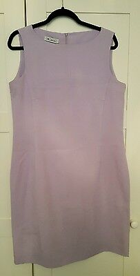 Womens dress Size 14 lilac and a shirt blouse Excellent condition
