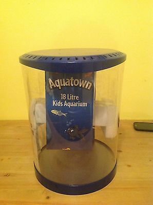 Kids 18 Litre Aquarium, Brand New