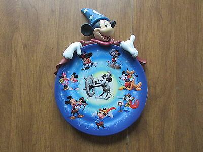 Bradford Exchange Disney The Magic Of Mickey Collector Wall Plate Le Cdom17