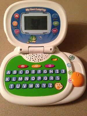 Leap Frog MY OWN LEAPTOP Learning Electronic Toy