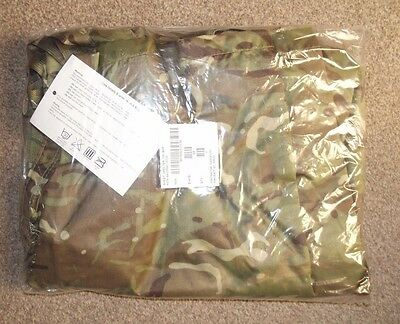 Genuine British Army Large Size Basha Field Cover, Mtp Camo - New