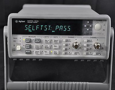 Agilent 53131A Frequency Counter 225Mhz